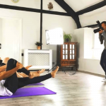 Professional photos Pilates instructor teacher training Men Pilates